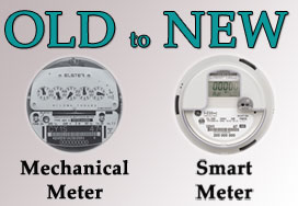 5 Things to Know About Your New Electric Meter – Citizens Utility ...