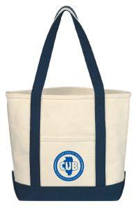Donate $25 or more for a CUB tote!